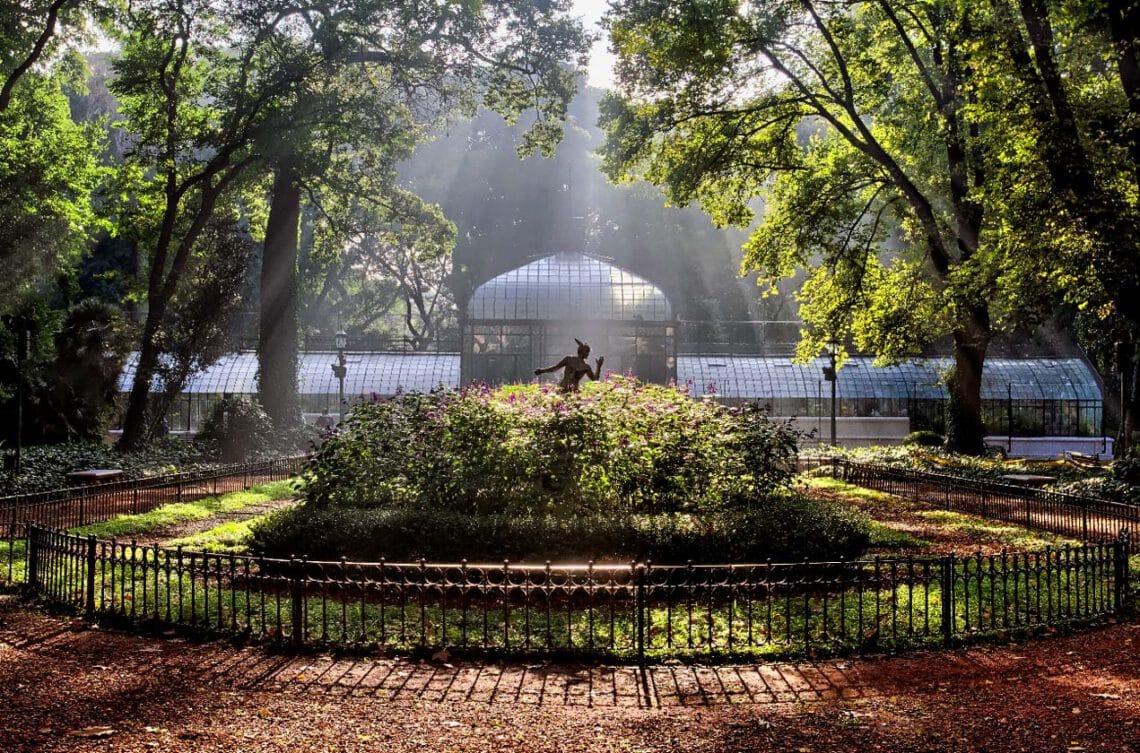 Jardín Botánico Carlos Thays de la ciudad de Buenos Aires