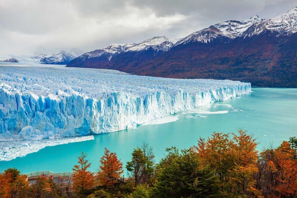 El beneficio del Plan Pre viaje rige para Parques Nacionales como por ejemplo Los Glaciares