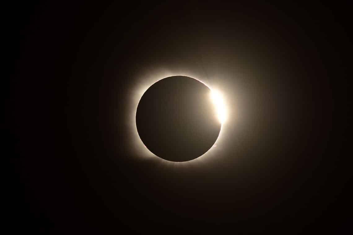 Eclipse de sol 2020