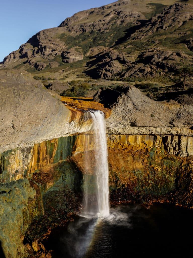 Salto del Agrio - Maravillas Ocultas de Argentina