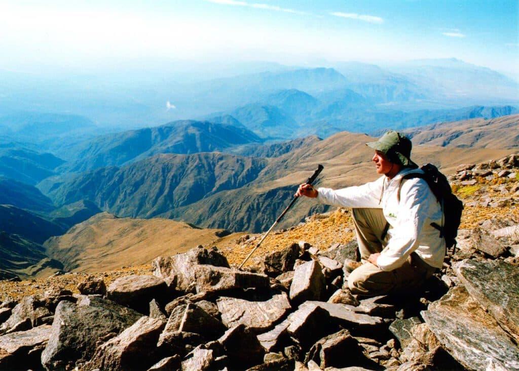 Impresionantes vistas desde lo alto en La Ciudacita - Parque Nacional Aconquija