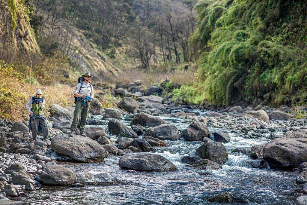 Río Las Pavas - Parque Nacional Aconquija