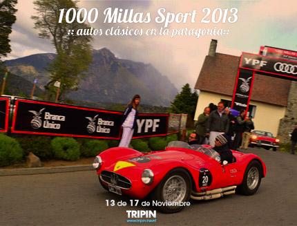 1000 milllas sport 2013 en la Patagonia Argentina