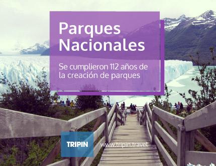 112 años de la creación de Parques Nacionales