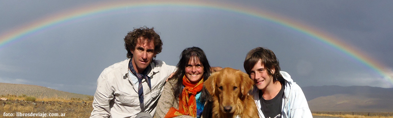 Libros de viaje en la Patagonia, dos años viajando con Tripin Argentina