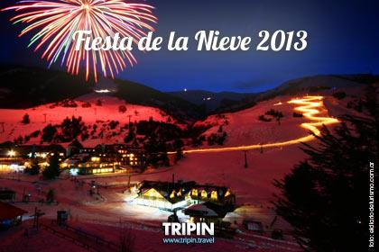Fiesta de la Nieve 2013 en Bariloche