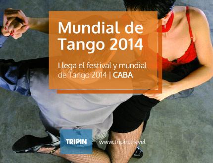 Festival y mundial de Tango 2014 en Buenos Aires