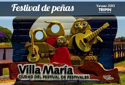 Festival de peñas 2013