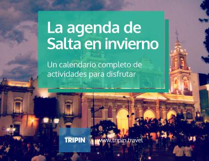La nutrida agenda de Salta para vivir el invierno 2016