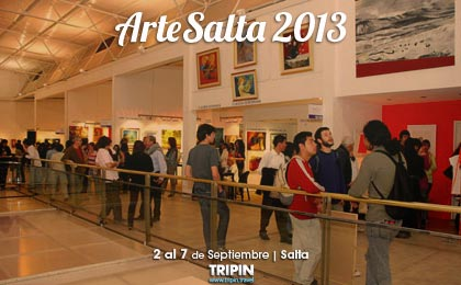 ArteSalta 2013, feria de arte en Salta