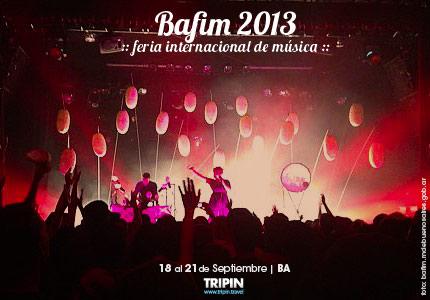 Bafim 2013 feria internacional de musica Buenos Aires 2013