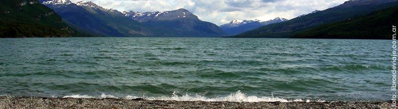 El Lago Roca, imponente! En Tierra del Fuego en la Patagonia