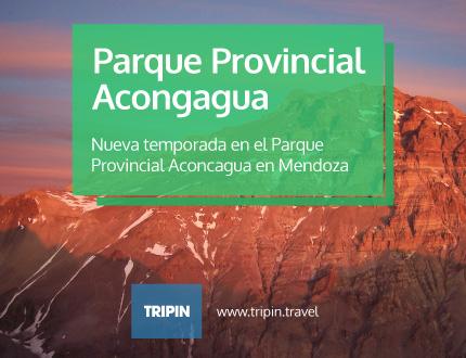 Nueva temporada en el Parque Provincial Aconcagua, Mendoza