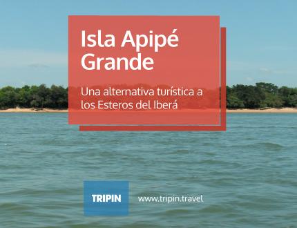 Isla Apipé Grande en Corrientes