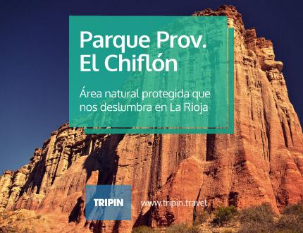 Parque Provincial El Chiflón en La Rioja