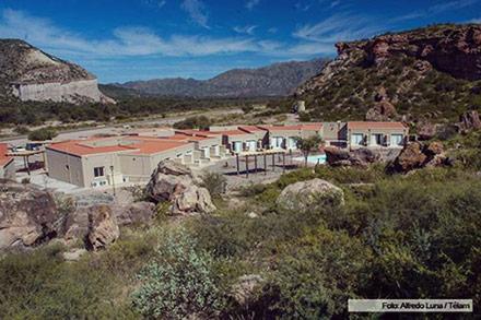 El nuevo hotel de la reserva El Chiflón en La Rioja