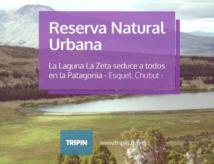 Reserva Natural Urbana en Esquel