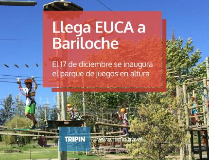 Llega EUCA a Bariloche