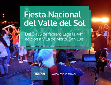 Fiesta Nacional del Valle del Sol, Villa de Merlo 2017