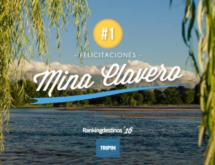 Mina Clavero en Córdoba, el destino más votado del Ranking Destinos ´16