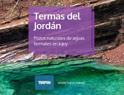 Termas del Jordán en Jujuy