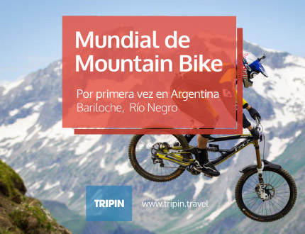 Mundial de Mountain Bike en Bariloche