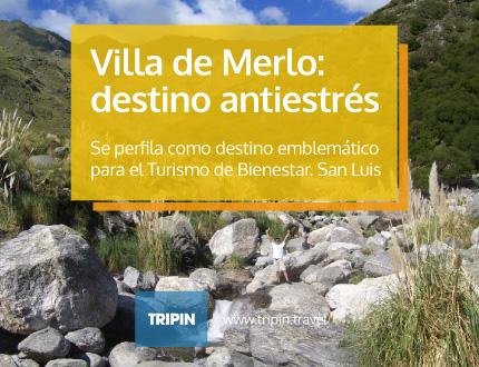 Villa de Merlo, destino antiestrés en San Luis