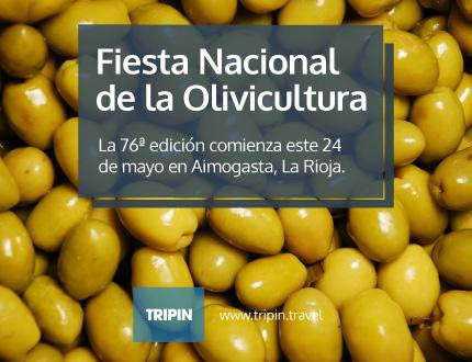 Fiesta Nacional de la Olivicultura en La Rioja