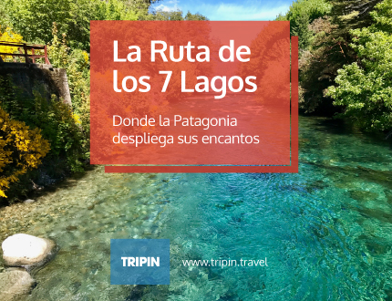 Ruta de los 7 Lagos, Patagonia Argentina