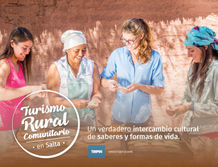 Turismo Rural Comunitario en Salta