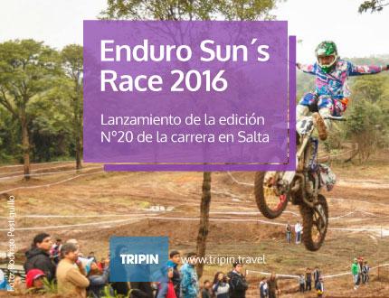 Nueva edicion de la carrera de enduro Sun´s Race 2016 en Salta