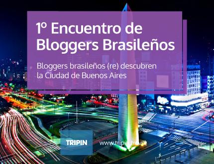 1er encuentro de Bloggers Brasileños en Buenos Aires