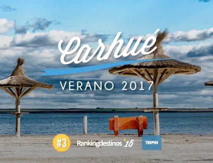 Carhué, verano 2017