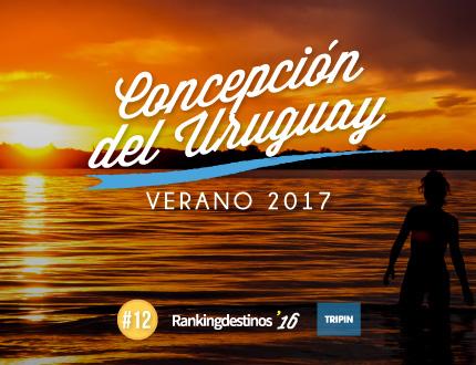 Concepción del Uruguay en verano
