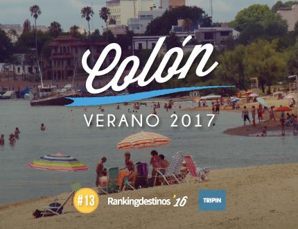 Colón, Entre Ríos. Verano 2017