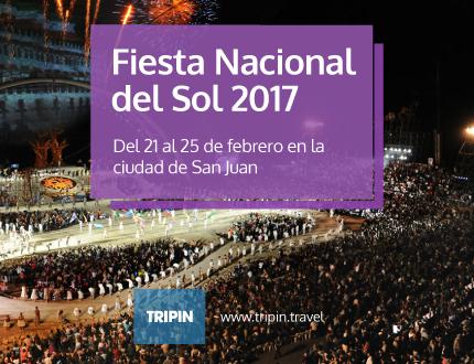 Fiesta Nacional del Sol 2017 en San Juan