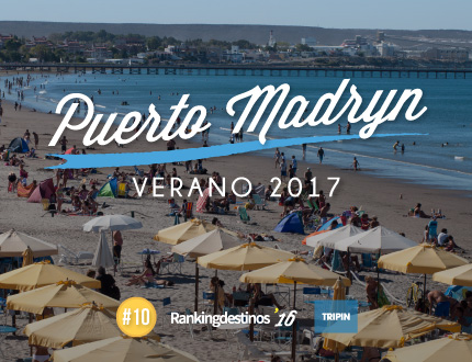 Puerto Madryn, verano 2017