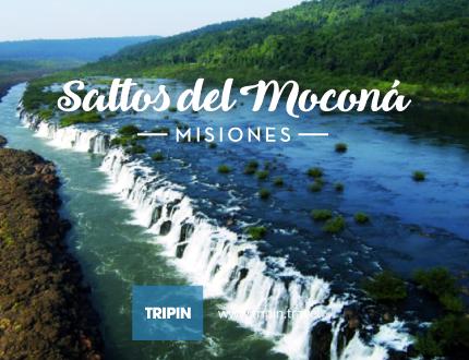 Saltos Del Moconá, Misiones