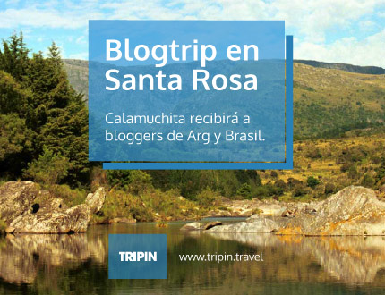 Blogtrip con Travel Media Argentina a Santa Rosa de Calamuchita