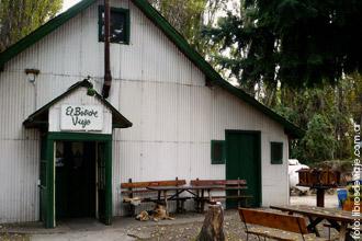El boliche viejo, uno de los lugares imperdibles de la Boca del Limay