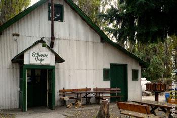El Boliche viejo de Bariloche, uno de los lugares imperdibles de su visita