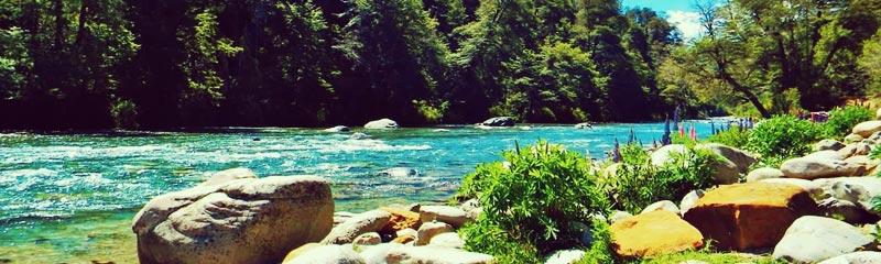 Toda la magia de El Bolsón en Rio Negro