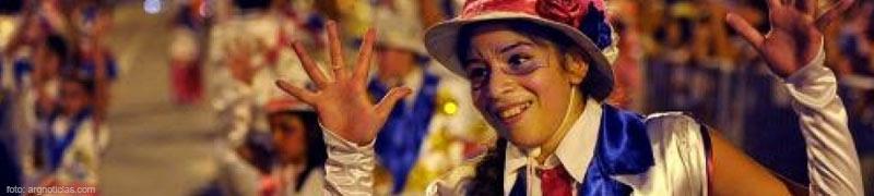 Carnavales porteños, todos los barrios viviran una fiesta!
