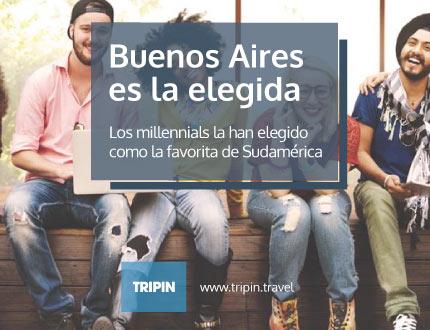 Buenos Aires, la favorita de Sudamérica