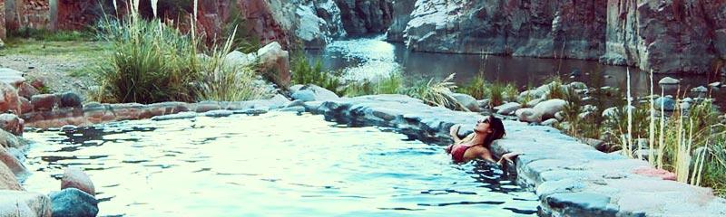 Termas de Cacheuta, el destino ideal para relajarse entre ríos y montañas