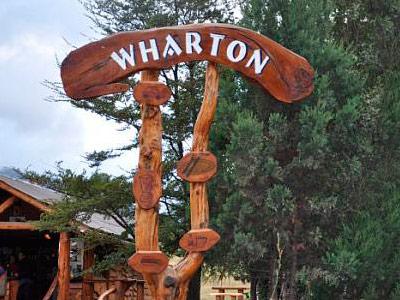 La Chacra de Wharton, donde empieza la aventura