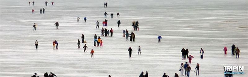 Fiesta del hielo en el Calafate suspendida