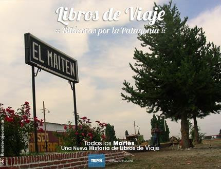 Libros de viaje en la Patagonia, hoy con una historia de pura calidez