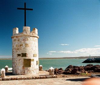 El torreon, un clasico de Camarones en Chubut