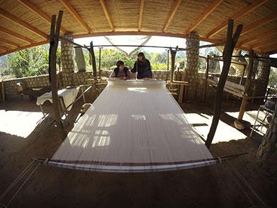 La ruta de los telares en Catamaca! La ciudad de Belén es conocida como la cuna del poncho!